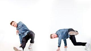 Break dance combo tutorial beginner Связка 3 (начальный уровень)
