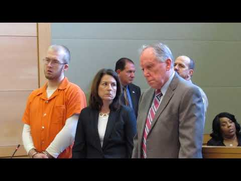 COURTROOM VIDEO: Heil gets 25 years