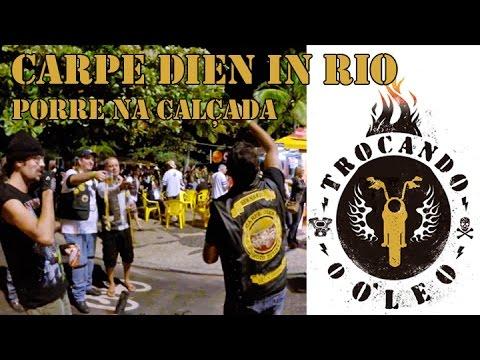 Porre na Calçada! Carpe Dien in Rio I Trocando o Óleo letöltés