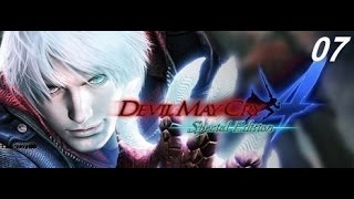 Devil May Cry 4   Special Edition Walkthrough Gameplay mission 07