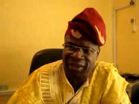 CPC National Publicity Secretary Rotimi Fashakin stating CPC stand on Fuel Subsidy..flv