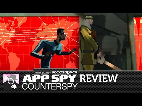 Counterspy | IOS IPhone / IPad Gameplay Review - AppSpy.com
