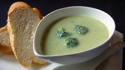 Broccoli Soup | Chef Raheel | Sanjeev Kapoor Khazana