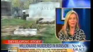 Anne Bremner on Nancy Grace - Andrew Kissel death