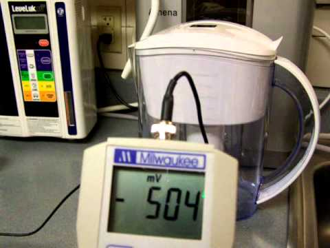 Alkaline Plus PH Ionizing Pitcher Intro Demo