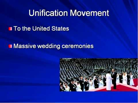 19 New Religious Movements Part 3