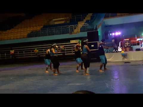 Nauru dancers at USP Social Night 2017