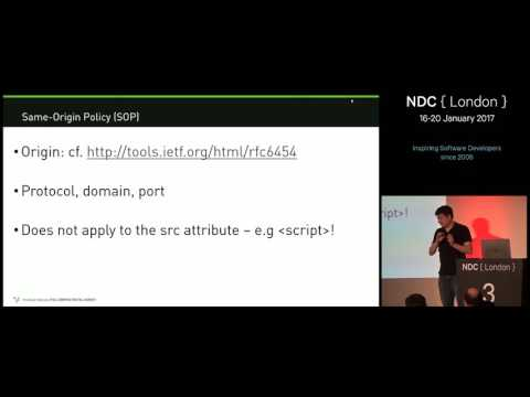 Web Application Security: Browsers Fight Back! - Christian Wenz