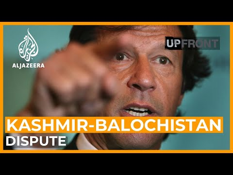 Kashmir and Balochistan: Will Pakistan own up to rights abuses? | UpFront (Full)