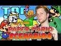 Top Ten Paper Mario Scenarios - Nitro Rad