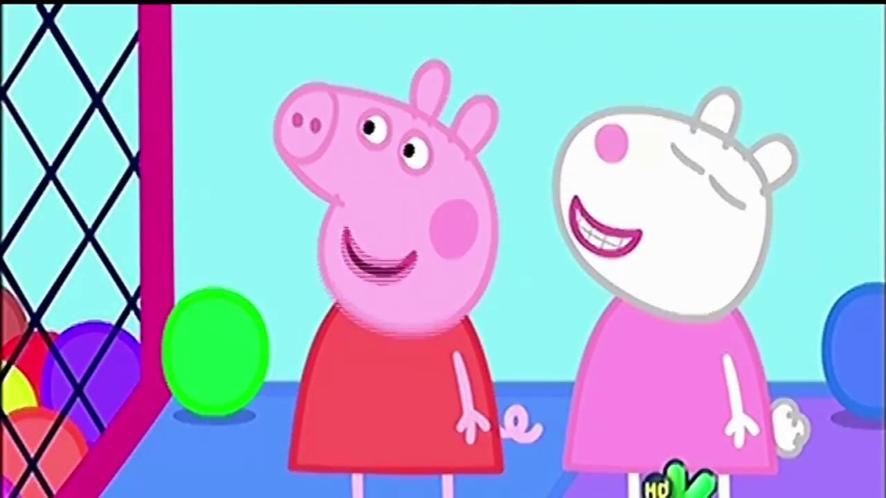 Peppa Pig - Georgie y el patio de juegos - latino