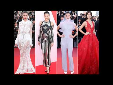Quick Change Artists! See Who Changed the Most Times at the Cannes Film Festival