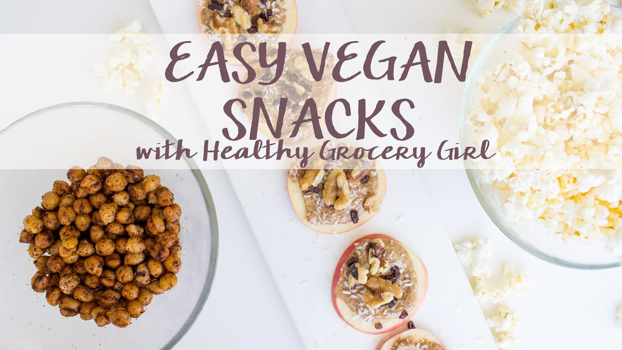Easy quick vegetarian snacks recipes