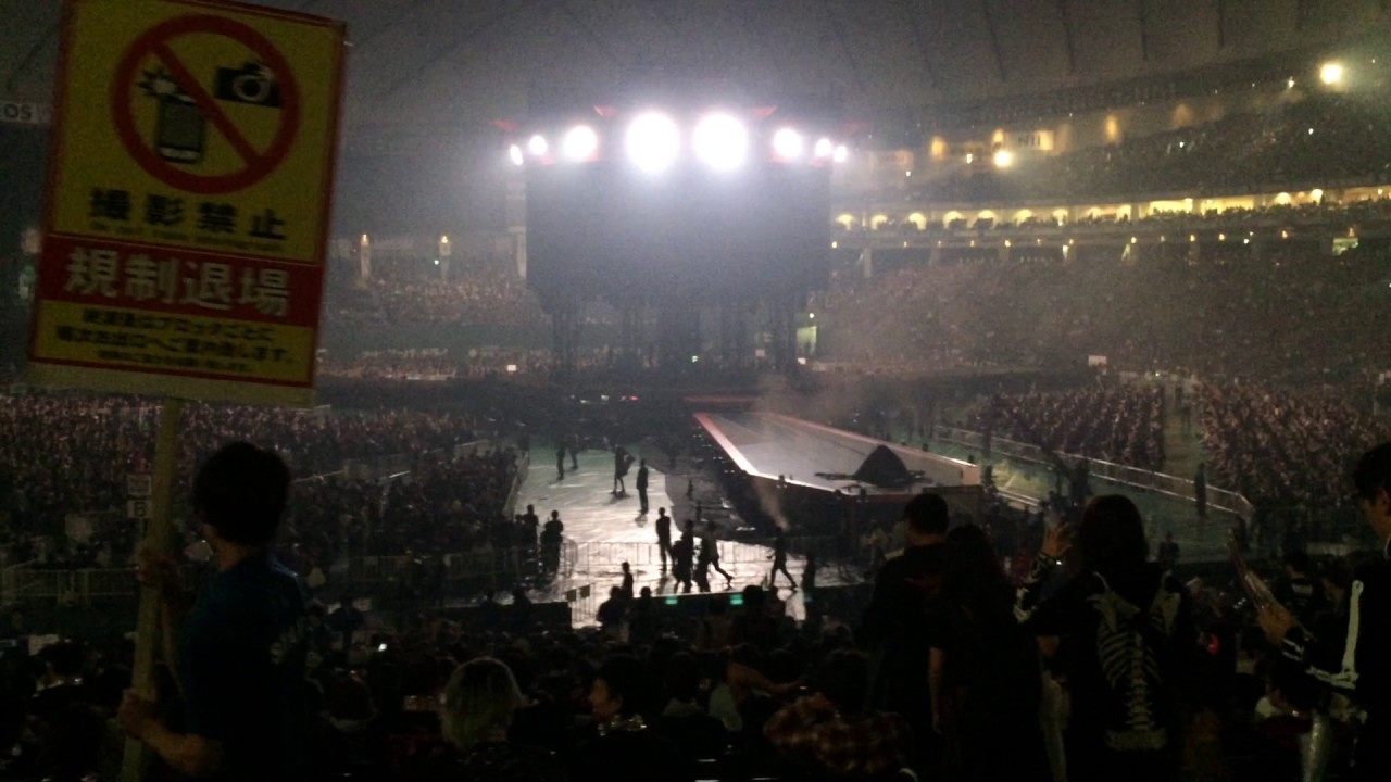 BABYMETAL TOKYO DOME BLACK NIGHT - YouTube