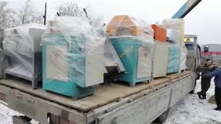 БУ Комплект оборудования для производства окон пвх новое поступление