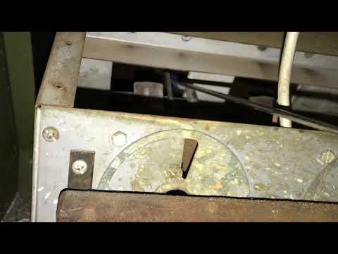 Rheem 3204-80 gas heater pilot light problem FIX