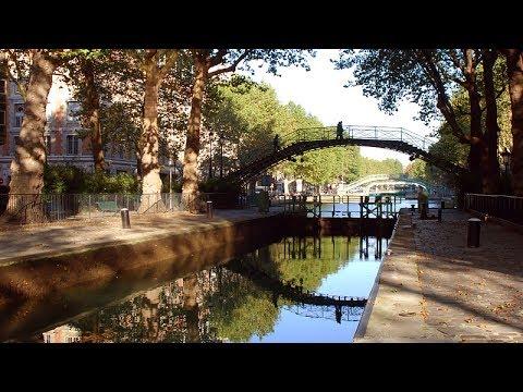 PANAME - Autour du Canal Saint-Martin