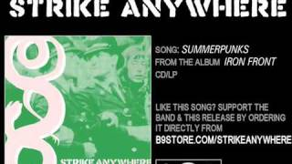 Summerpunks by Strike Anywhere