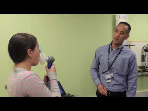 How To Perform A Spirometry Test