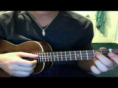 How to play Tears in Heaven by Eric Clapton on ukulele