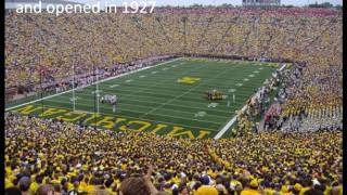 The Stadiums of the Big Ten Conference and 2011 Predictions