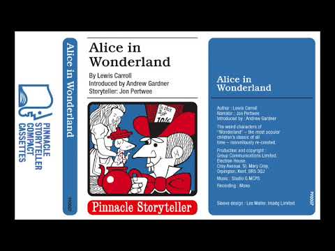 Alice In Wonderland read by Jon Pertwee (1975)