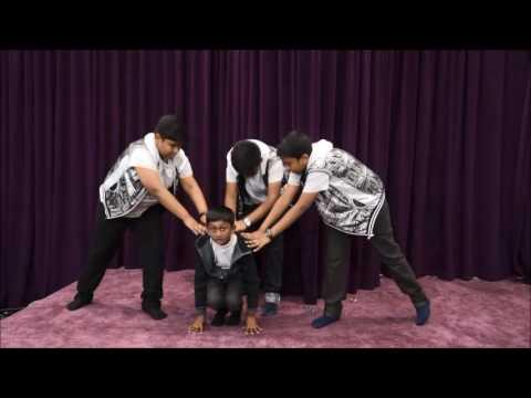 Praise Prance, Junior Boys Dance, Word of God Church, Doha Qatar