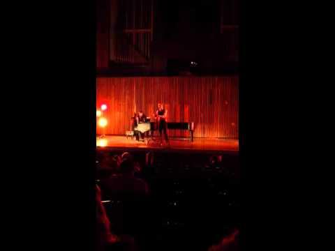 Lenski's Aria (Yevgeny Onegin) - William Hamilton, tenor