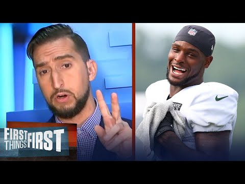 Le'Veon Bell chose the Kansas City Chiefs to focus on winning — Wright | NFL | FIRST THINGS FIRST