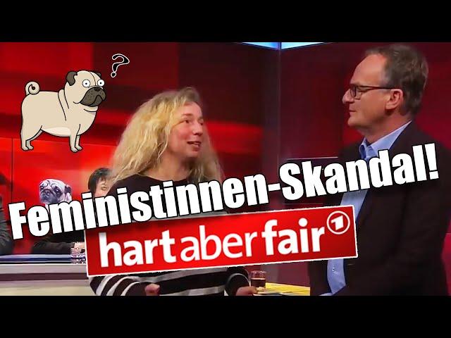 FEMINISTINNEN-SKANDAL bei HART aber FAIR!