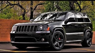 Взял Jeep Grand Cherokee WK 3.0D SRT