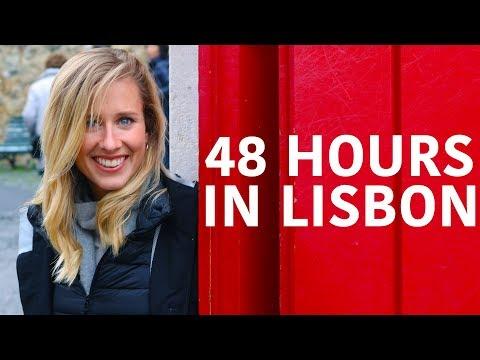 48 Hours in Lisbon, Portugal | Travel Vlog
