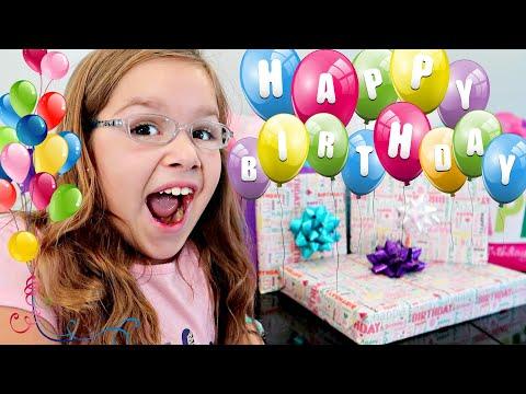 HAPPY BIRTHDAY ELISE!
