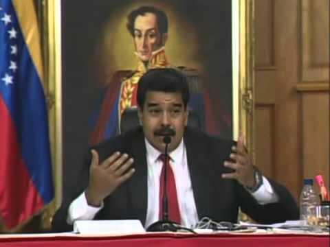 Diálogo Maduro-Oposición: Palabras finales del Presidente Nicolás Maduro