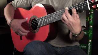 Gitano Lucia intro VICENTE AMIGO with tabs by Rezar Dominguez