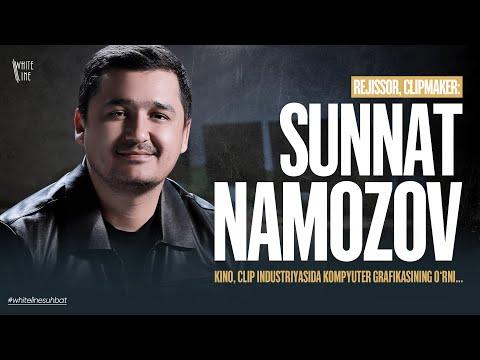 Klip Va Reklamalarda Kompyuter Grafikasi O'rni Haqida Sunnat Nomozov Bilan Suhbat.
