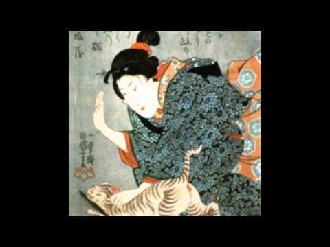 The Cats of Utagawa Kuniyoshi