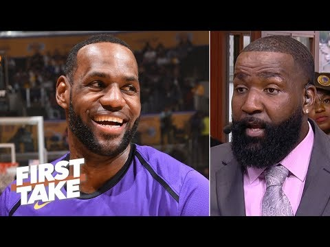 'Hell no' LeBron wouldn't have played with KD's injury according to Rich Paul – Perkins   First Take