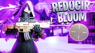 How to REDUCE BLOOM and IMPROVE AIM FORTNITE