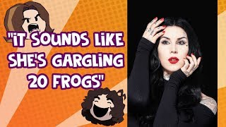 gamegrumps-arin-s-kat-von-d-impression-it-sounds-like-she-s-gargling-20-frogs