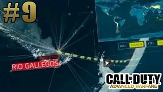 SE VINIERON A ARGENTINA! | PS4 | Call Of Duty Advanced Warfare #9