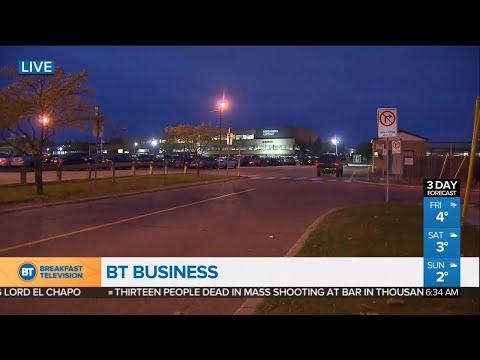 Bombardier slashes 5,000 jobs
