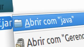 Executando arquivo JAR (Java) via Interface Gráfica - Complemento IRPF 2015 Multiplataforma