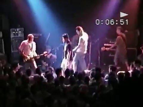 x-acto Ultimo Concerto no Ritz 1998