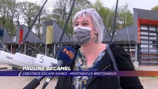 Yvelines | Un escape game dans les villes de SQY créé par une Ignymontaine