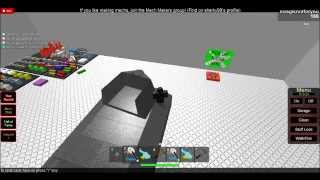 roblox tank tut part one and two