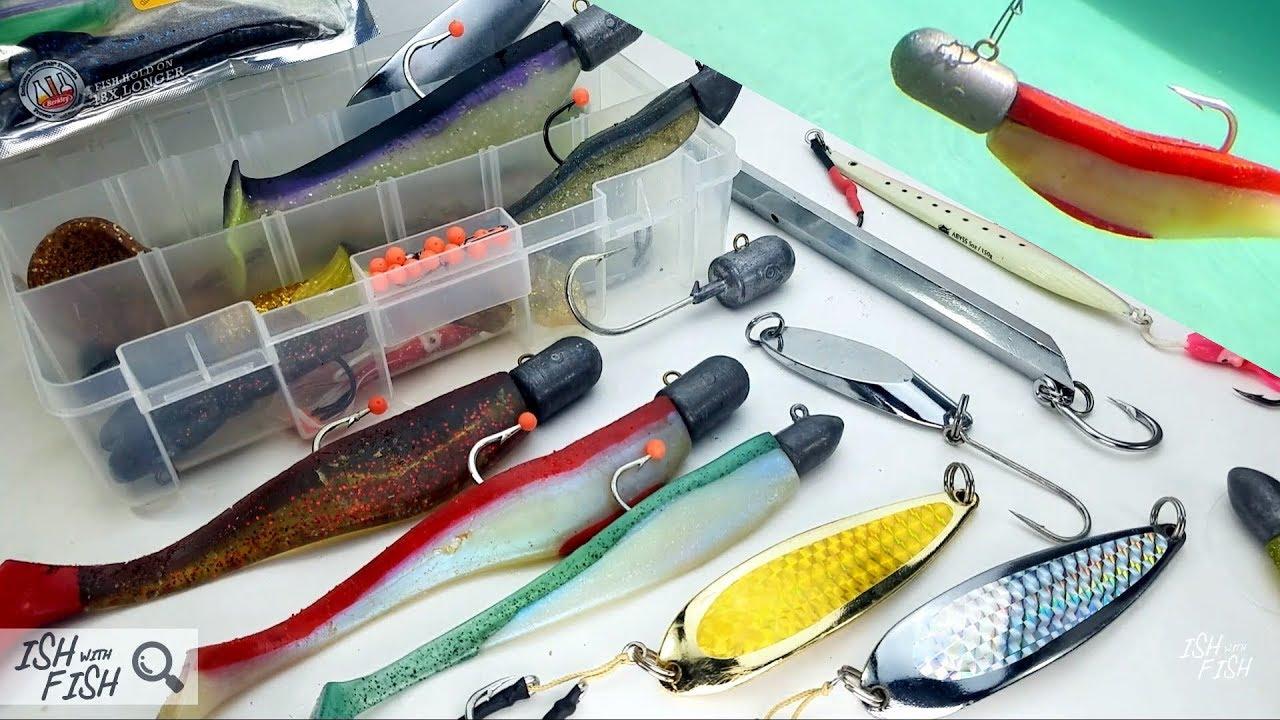 16oz Saltwater swimbait jig heads deep drop rockfishing grouper halibut