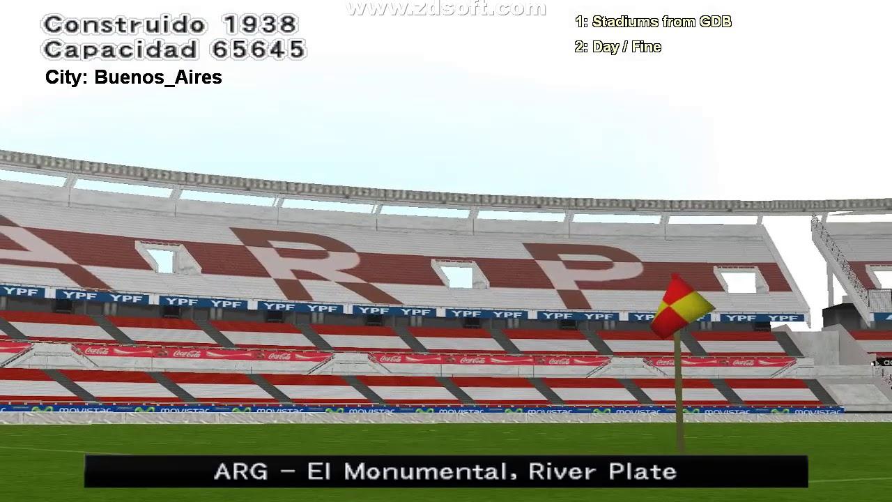 Resultado de imagem para estadio monumental we9