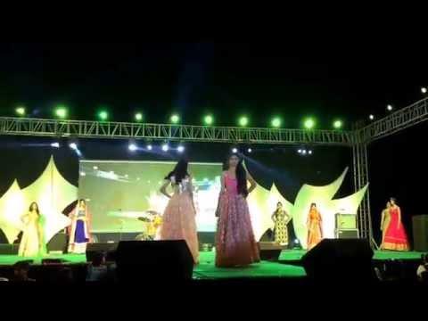 Vasavi college of engineering fashion night (euphoria 2k15)