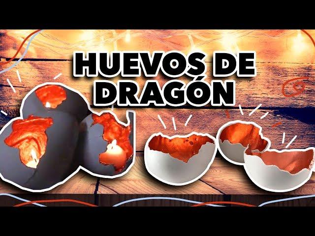 HAZ HUEVOS DE DRAGÓN CON CEMENTO. MAIRE VS EL INTERNET